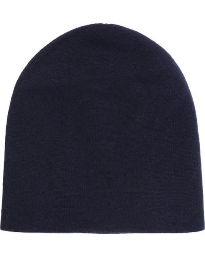 Синяя шапка бини Johnstons Of Elgin