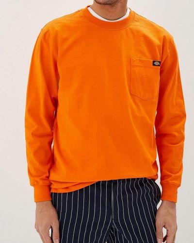 Лонгслив оранжевый Dickies