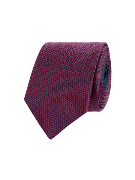 Jedwab różowy krawat wąskie cięcie wąskie cięcie Jake*s