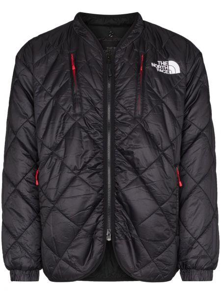 Czarna kurtka pikowana kopertowa The North Face Black Series