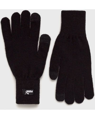 Rękawiczki akryl czarny Puma