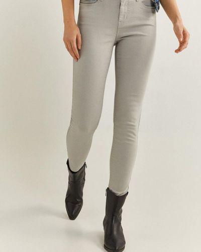 Повседневные серые брюки Springfield