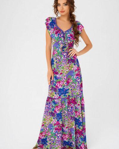 Разноцветное платье Anushka By Anna Pavlova