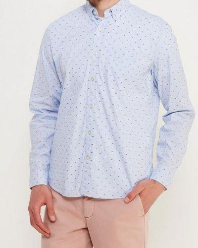 Голубая рубашка Gap