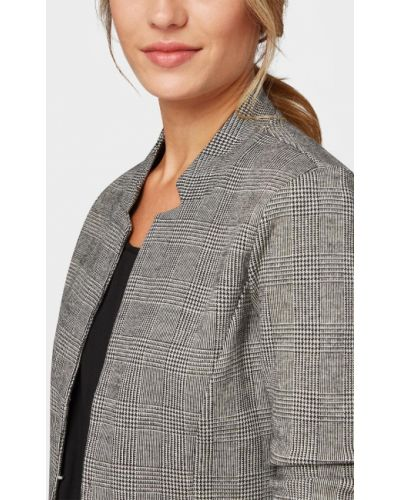 Классический пиджак прямой Tom Tailor