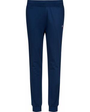 Хлопковые спортивные брюки - синие Le Coq Sportif