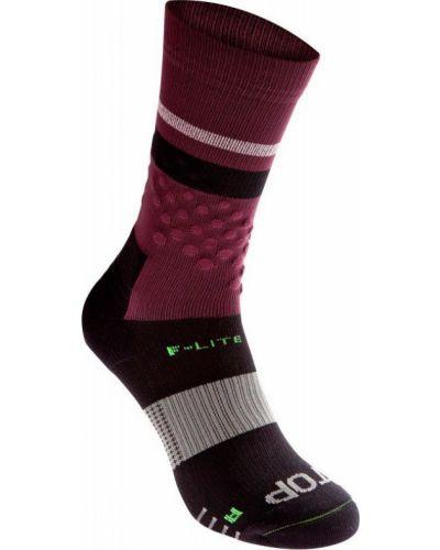 Носки с рисунком - черные Inov-8