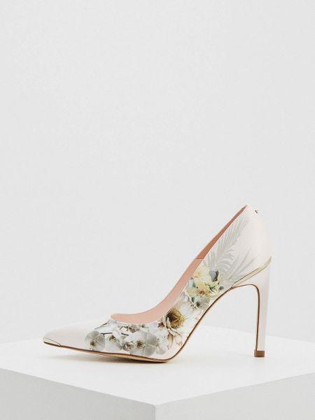 Туфли-лодочки розовый Ted Baker London
