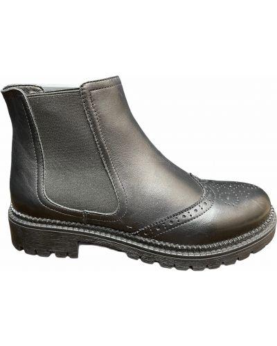 Кожаные ботинки Kadar