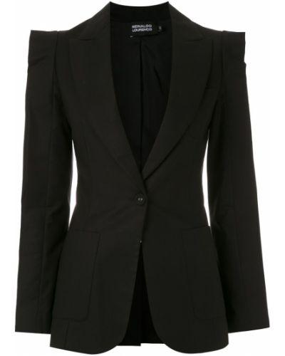 Черный пиджак Reinaldo Lourenço