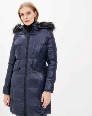 Теплая синяя куртка Pdk