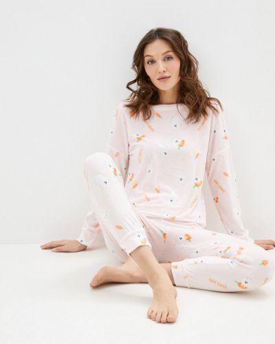 Пижамная розовая пижама Tezenis