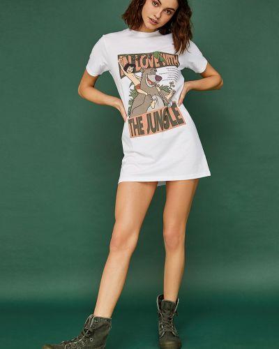 Пижама с рубашкой белая Undiz