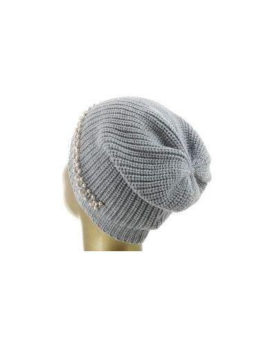Серая шапка Blugirl