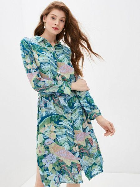 Платье платье-рубашка весеннее Women'secret
