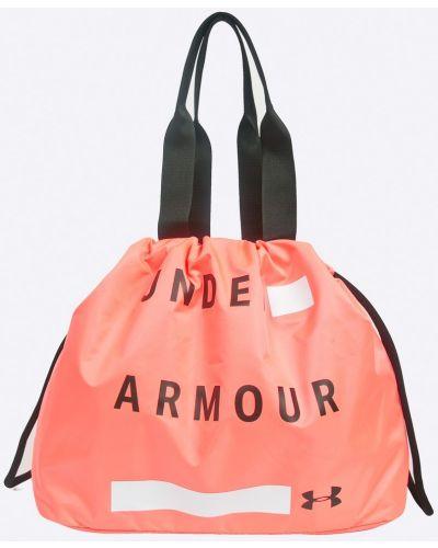 Чемодан розовый Under Armour