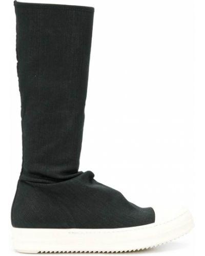 Черные носки Rick Owens Drkshdw