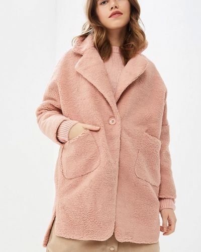 Розовая шуба Grand Style