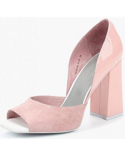 Розовые туфли Calipso