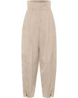 Klasyczne spodnie kostium włosy wielbłąda Givenchy