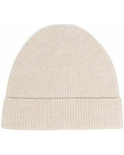 Beżowa czapka Lemaire