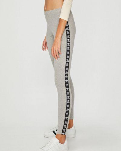 Зауженные брюки с лампасами Adidas Originals