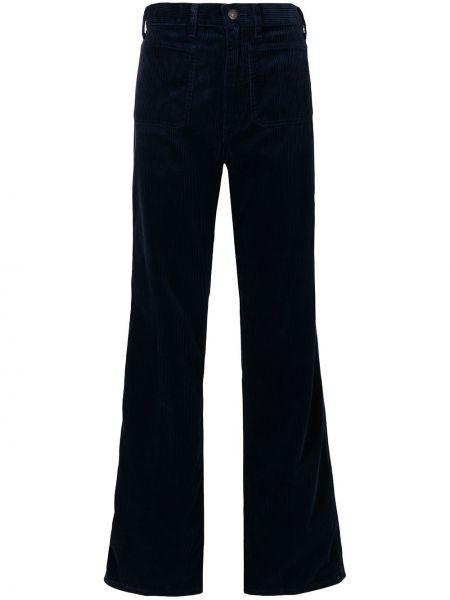 Брюки вельветовые - синие Polo Ralph Lauren