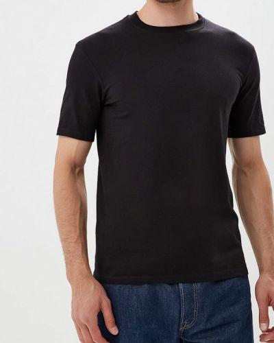 Черная футболка для футбола Torro