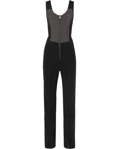 Пуховый костюм - черный Kjus
