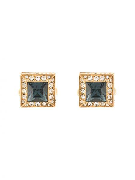Запонки синий из золота Dolce & Gabbana