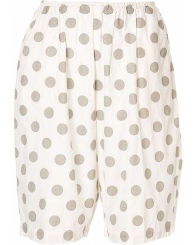 Белые шорты Comme Des Garçons Pre-owned