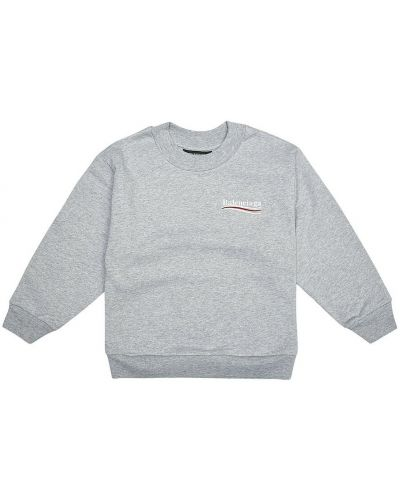 Bluza dresowa - szara Balenciaga