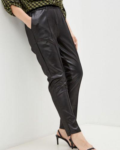 Черные зауженные брюки Prewoman