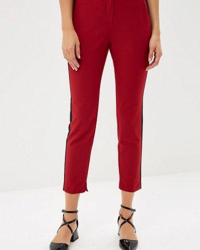 Красные брюки повседневные Adl