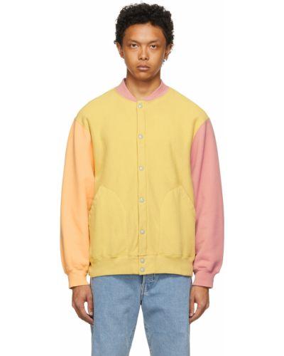 Желтая куртка с воротником Levi's Vintage Clothing