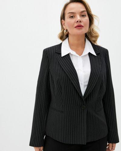 Черный пиджак Persona By Marina Rinaldi