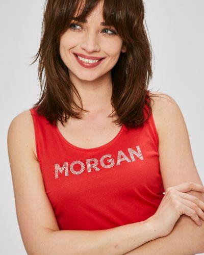 Футболка свободная хлопковая Morgan