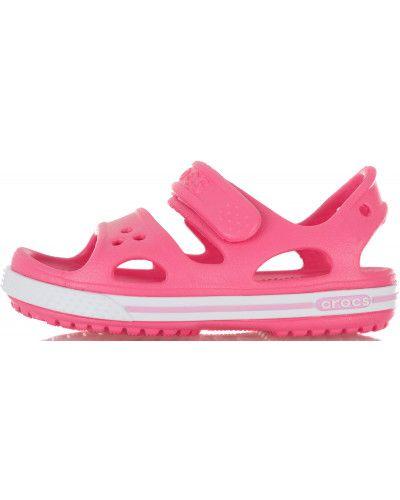 Сандалии пляжные яркие Crocs