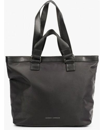 Нейлоновая сумка - черная Keddo