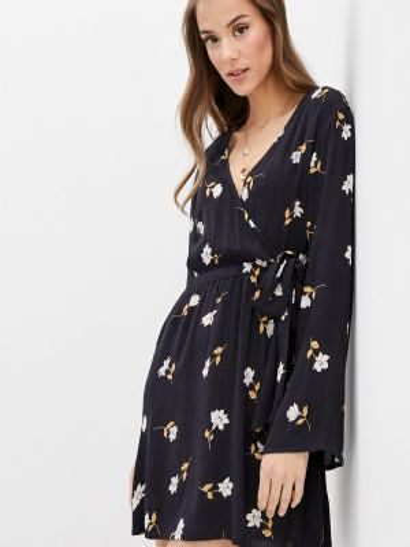 Платье платье-сарафан черное Billabong