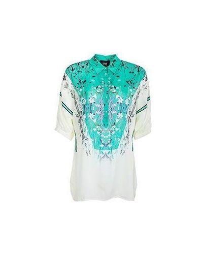 Повседневная блузка - зеленая Class Cavalli