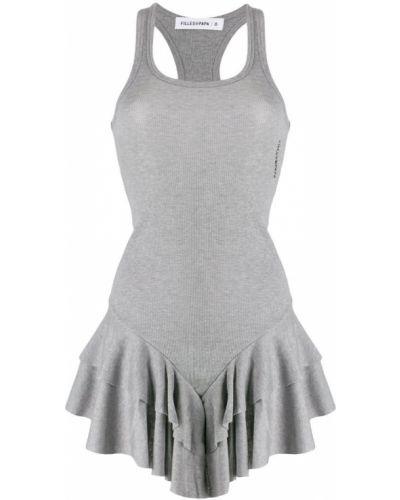 Приталенное платье Filles A Papa