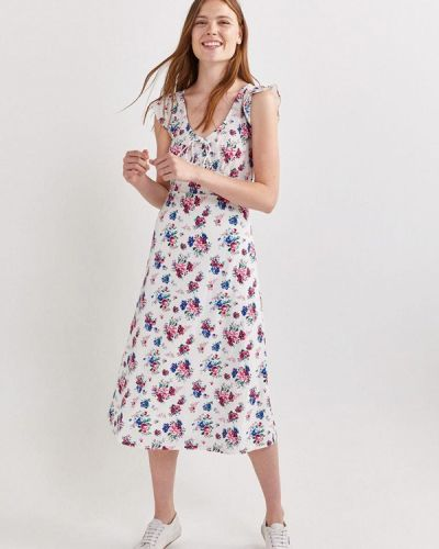 Платье - белое Springfield