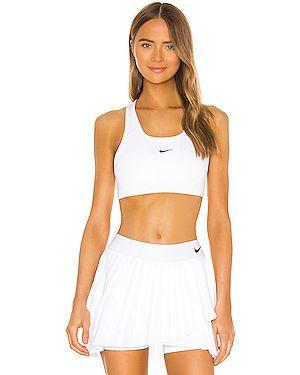 Спортивный купальник с логотипом с подкладкой Nike