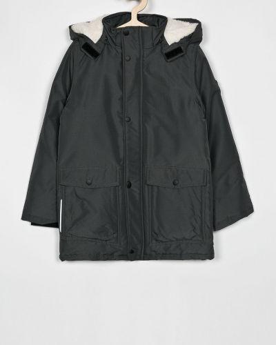 Куртка теплая серая Name It