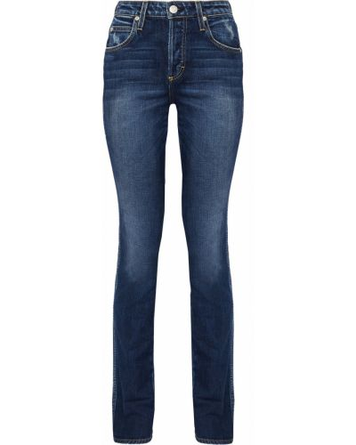 Хлопковые джинсы Amo