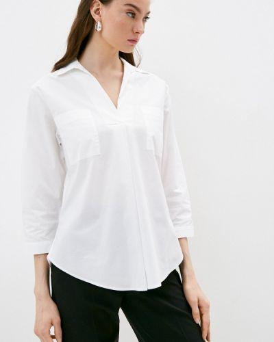 Белая рубашка с длинными рукавами Seventy