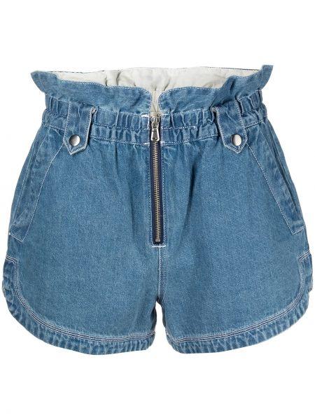 Синие джинсовые шорты Sea
