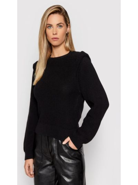 Sweter - czarny Na-kd
