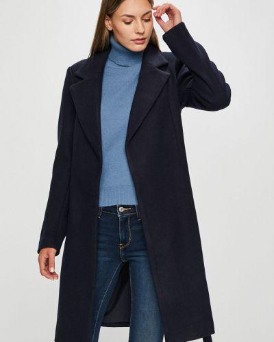 Утепленная куртка прямая с карманами Only